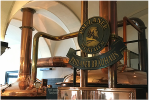 Paulaner Beer Brewery Tour